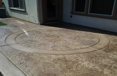 Stamped Concrete Driveway Contractor Lemon Grove, Decorative Concrete Lemon Grove