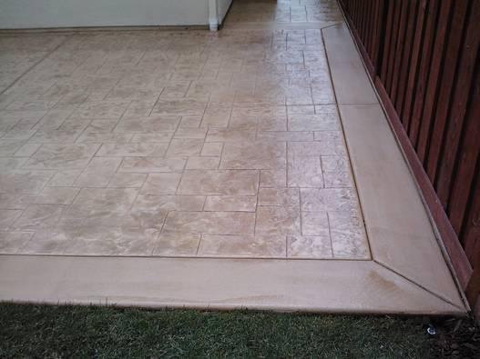 Decorative Concrete Contractor Lemon Grove, Stamped Concrete Contractors in Lemon Grove